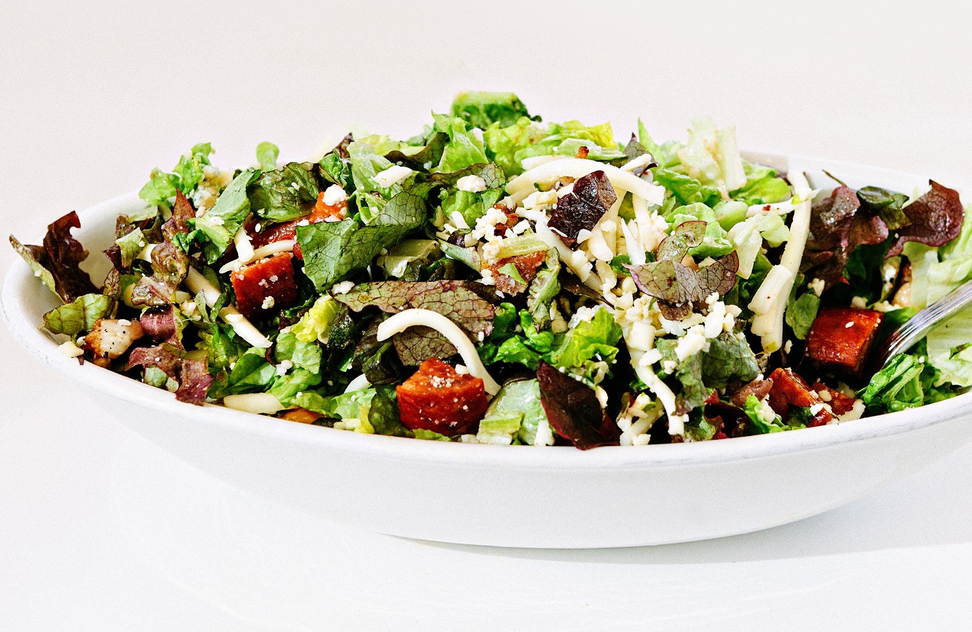 Napaolese Double Chopped Salad