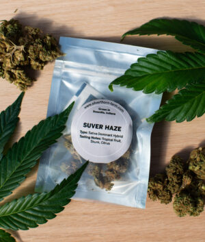 Silverthorn Farm Suver Haze Hemp Flower