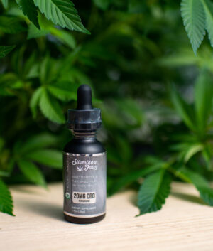 Silverthorn Farm Organic CBD Oil 20mg